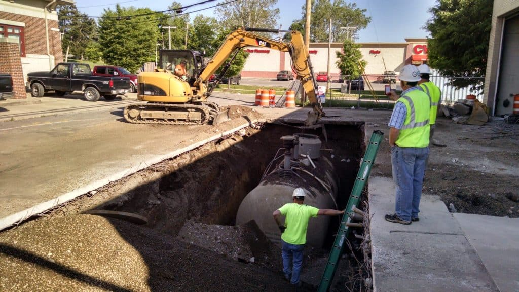 Underground Storage Tank Risk Assessment Ohio